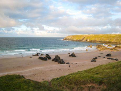 Scozia e Londra 2015 - Spiaggia Durnes