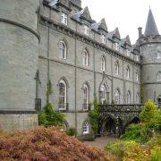 Scozia e Londra 2015 - Inverary castle