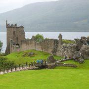 Scozia e Londra 2015 - Urquat castle
