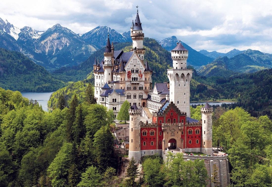 Neuachwanstein Castello